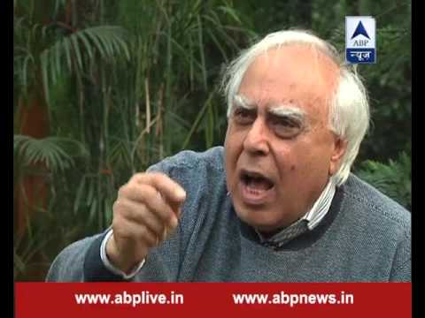 Time will decide if Rahul will take bail or not: Sibal to ABP News