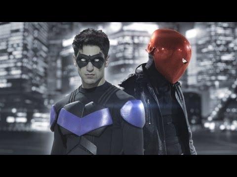 Nightwing, un corto inspirado en The Dark Knight hecho por fanáticos