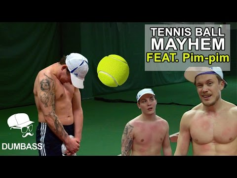 Tennis Ball Mayhem Feat. Pim-Pim