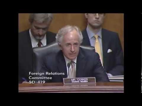 Corker: Syria