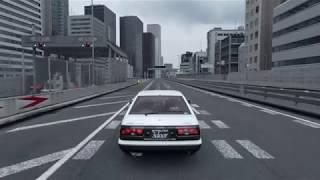 Gran Turismo Sport  1.38 - Toyota AE86 Sprinter Trueno '83 Gameplay (GT Sport April Update)