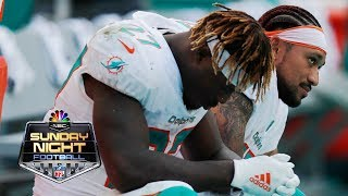 Miami Dolphins players want agents to engineer trades | Football Night in America | NBC Sports