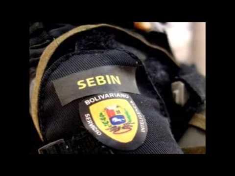 AGENTE DEL SEBIN DIM RENUNCIA en Venezuela
