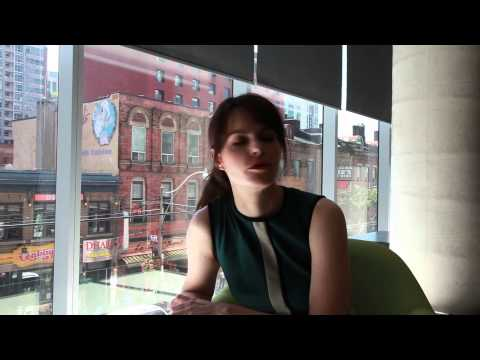 TIFF '12 Interview with Emily Hampshire