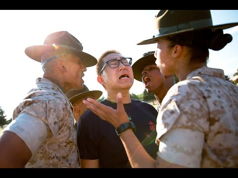 Preparing for Marines Recruit Training: A Chat with a Drill Instructor - Delayed Entry Program