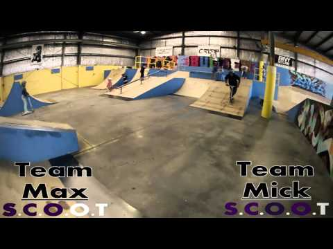 Game of S.C.O.O.T | Max Peters & Jerome Vs Mick Nuangput & Jaylen