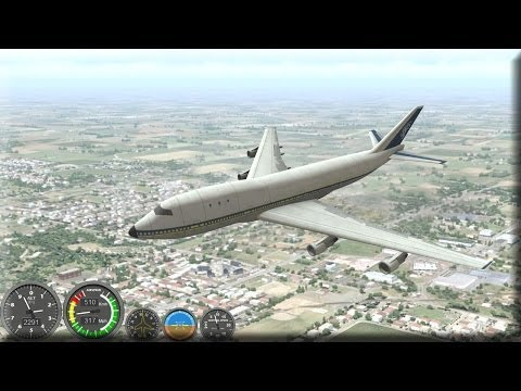 Boeing Flight Simulator 2014 - Android Gameplay HD
