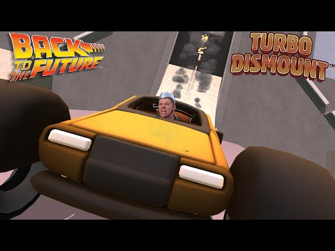OCTOBER 21st - Turbo Dismount
