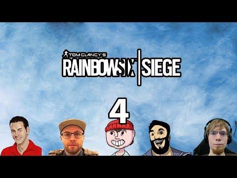 Team Unity Returns To: Rainbow Six Siege [Episode 4] [Twitch VOD]