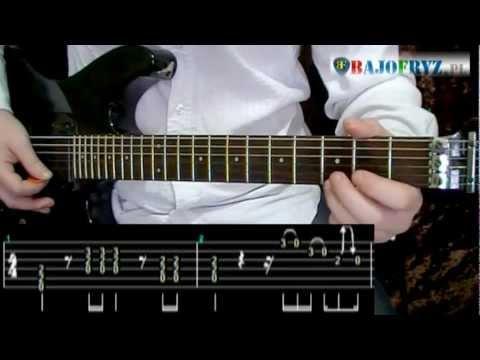 Jak Zagrać Na Gitarze: ACDC - Back In Black