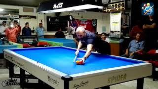 Billiards 3cushion Fantasy Semih Saygıner 2018 Artistic Billiards 2018