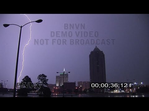 8/22/2007 Virginia Beach Lightning Show - Part 2