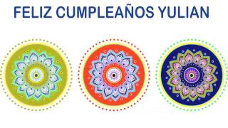 Yulian   Indian Designs - Happy Birthday