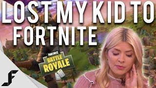 I LOST MY KID TO FORTNITE