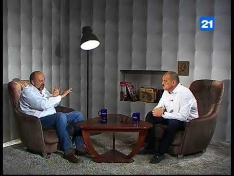 "Виталий Андриевский в программе ""Вечерний разговор"" 01.09.2017"