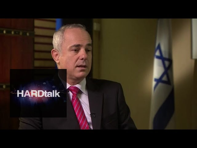 Israel 'paid a heavy price' in Gaza says Yuval Steinitz - BBC HARDtalk