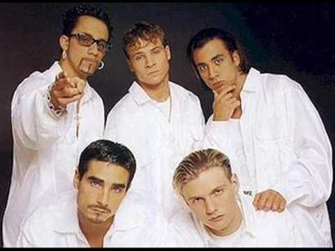 Backstreet Boys - No One Else Come Close