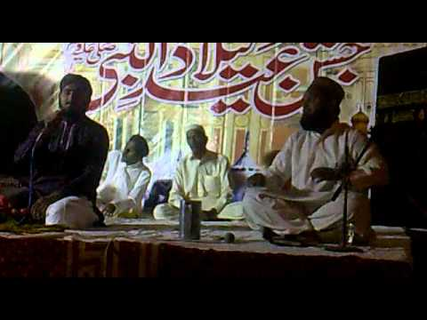Zaere Koay Jinnah Ahista Chal By Umar Qadri video