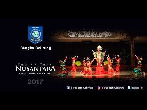 Parade Tari Nusantara 2017 : Chiat Ngiat Pan, Bangka Belitung