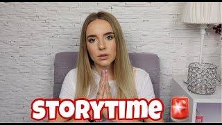 STORYTIME - napadnuta sa 14 godina