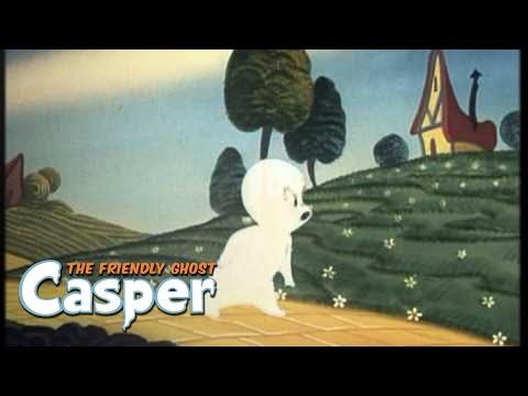 Casper Classic episode 21 Casper's Birthday Party & Wandering Ghost