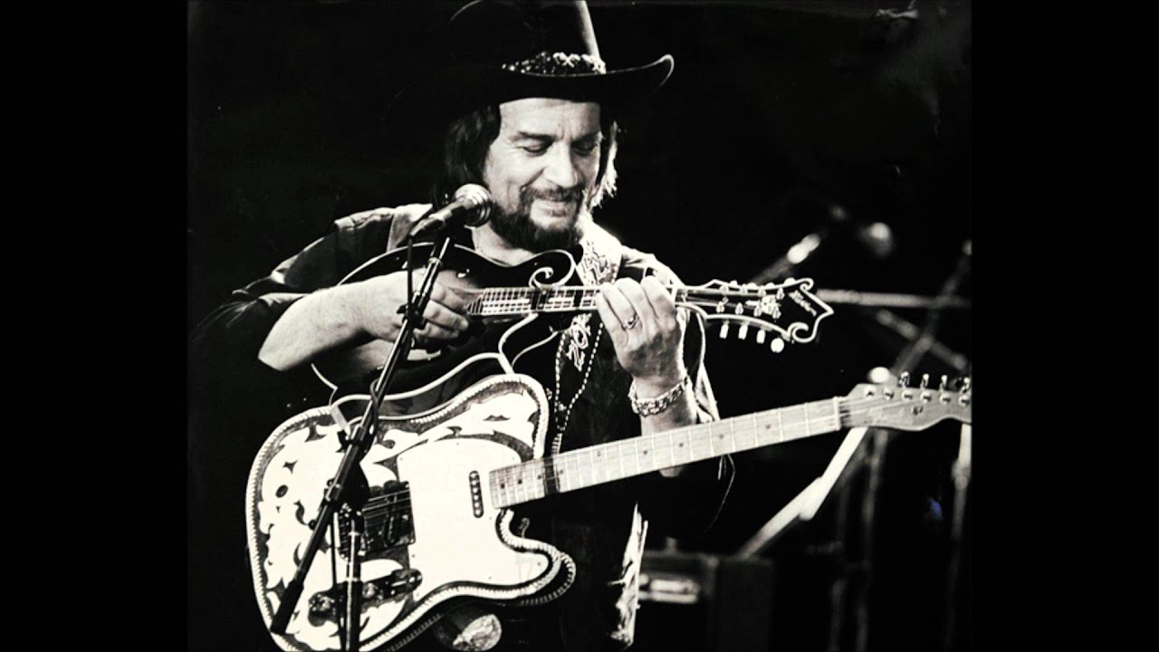 Waylon Jennings Wallpaper