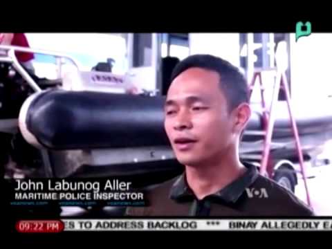 NewsLife: PH maritime police: Chinese fishermen a threat to country's security    Aug. 26, 2015