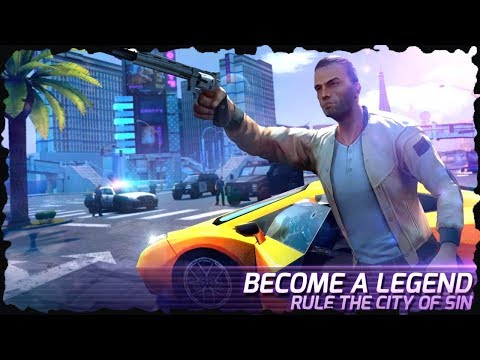 Gangstar Vegas - Laser Man VS Politician (Founding Father Mission)