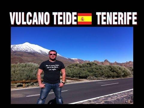 Lambrenedetto vi porta a visitare il meraviglioso paesaggio del vulcano Teide a Tenerife https://www.facebook.com/LambrenedettoXVI?ref=ts&fref=ts https://twi...