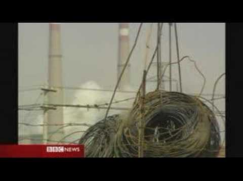 BBC News - China's air pollution growing