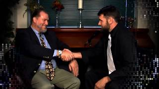 AMAZING STORY! Why did this Greek Guy Hamza Andreas Tzortzis accept ISLAM? TheDeenShow