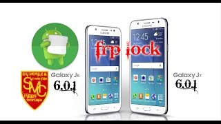 ByPass Google Account For J7-2015 || J5-2015 6.0.1 and Rest FRP Marshmallow || TEAM SMS