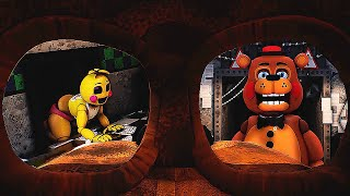FNAF 2 MAIS ASSUSTADOR! Creepy Nights at Freddy's 2