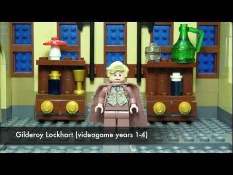 LEGO HARRY POTTER CUSTOM MINIFIGURES