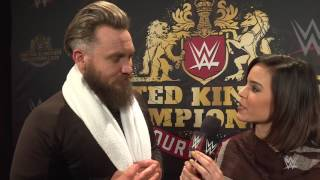 Trent Seven explains why cooler heads will prevail: Exclusive, Jan. 13, 2017