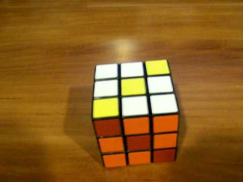 superflip 5x5 algorithm