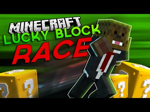 Minecraft Lucky Block Mod Race W  The Pack video