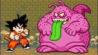 Dragon Ball Advanced Adventure (GBA) All Bosses (No Damage)