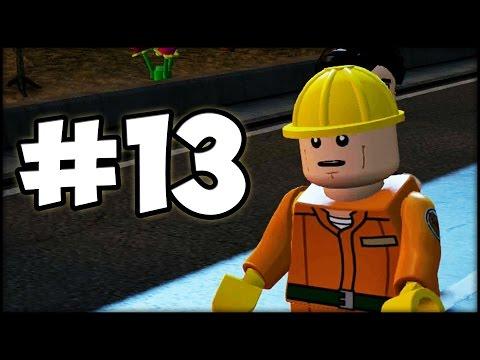 LEGO MARVEL AVENGERS - LBA - Episode 13 : S.H.I.E.L.D. HQ!