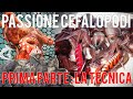 Passione cefalopodi -La Tecnica 1°parte