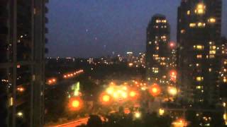 OVNIs en Toronto (Julio 2014) / UFOs in Toronto (July 2014)
