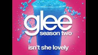 Watch Glee Cast Isnt She Lovely video