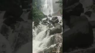 😍Natural Beauty ~ Amboli 🏞️ 😘new WhatsApp status 2019