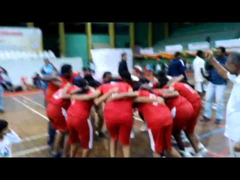 Kerala Girls' Basketball Team Celebration video