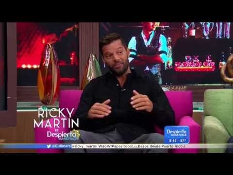 (FULL INTERVIEW) Ricky Martin on Univision's