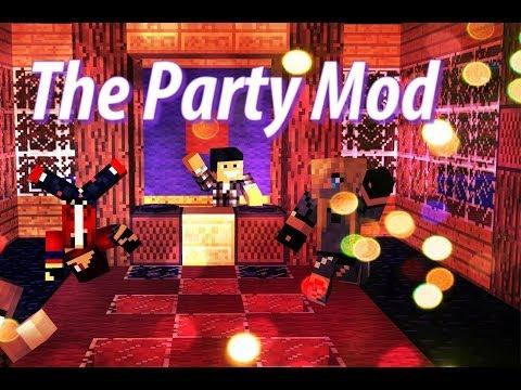 Présentation du mod The Party Mod - En avant la discothèque !