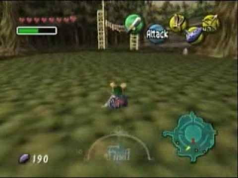 Let's Play Majora's Mask, Pt. 23: Git Along Little Dawgy
