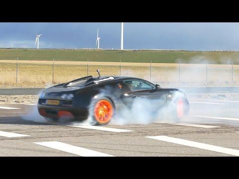 2013 Bugatti Veyron Grand Sport The Record Setting Grand Sport