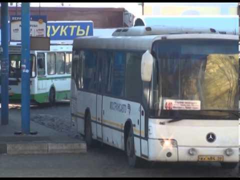 Расписание автобусов по автобусной остановке Жостово.