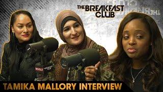 Tamika Mallory, Carmen Perez & Linda Sarsour Talk About The Women's March on Washington